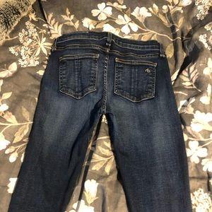 Rag & Bone jeans- size 25